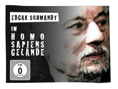 Edgar Schmandt: Im Homosapiensgelände - Kaiser, Norbert