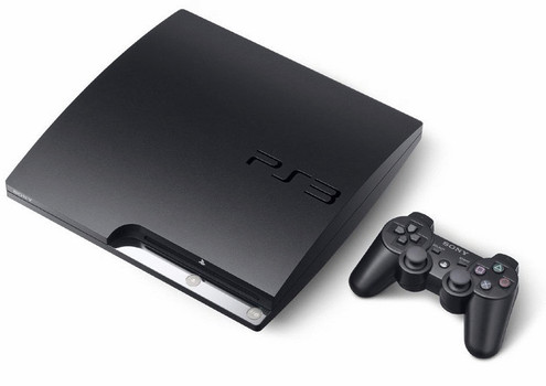 Sony PlayStation 3 slim 320 GB [Modelo K, controller wireless incluso] nero