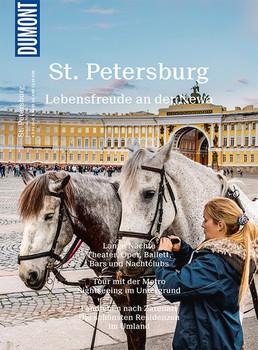 DuMont Bildatlas 193 St.Petersburg - Lothar Deeg  [Taschenbuch]