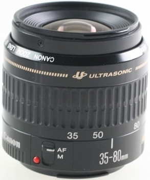 Canon EF 35-80 mm  F4.0-5.6 USM 52 mm Obiettivo (compatible con Canon EF) nero
