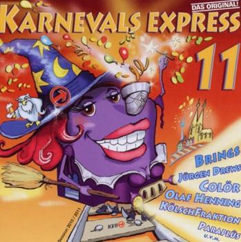 Various - Karnevalsexpress 11