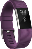 Fitbit Charge 2 Grande lila