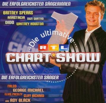 Various - Die Ultimative Chartshow - Die erfolgreichsten Sängerinnen und Sänger