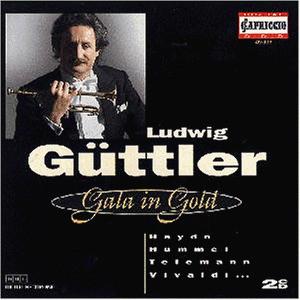 Ludwig Güttler - Gala in Gold
