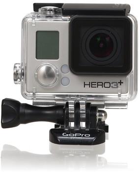 GoPro HERO3+ argento