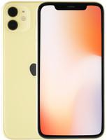 Apple iPhone 11 Dual SIM 256GB yellow
