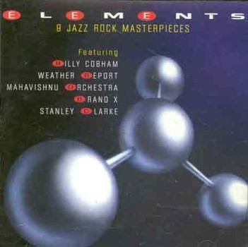 Various Artists - Elements-Jazz Rock Master