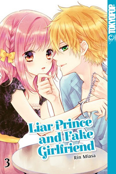 Liar Prince and Fake Girlfriend 03 - Rin Miasa  [Taschenbuch]