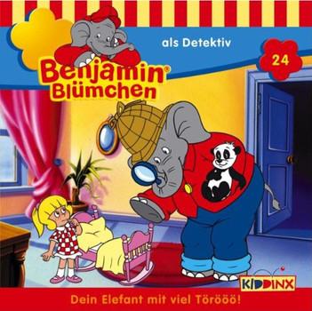 Benjamin Blümchen - ...Als Detektiv