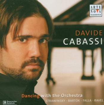 Davide Cabassi - Dancing With the Orchestra