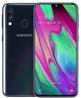 Samsung A405FD Galaxy A40 Dual SIM 64GB zwart