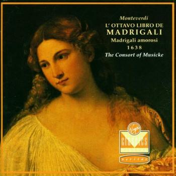 Consort of Musicke - Madrigalbuch 8