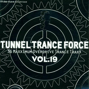 Various - Tunnel Trance Force Vol.19
