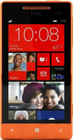 HTC Windows Phone 8S 4GB rojo
