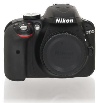 Nikon D3300 zwart