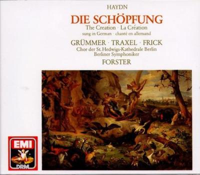 Josef Traxel - Die Schöpfung (Gesamtaufnahme)