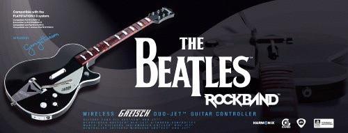 Rock Band: The Beatles Guitarra George Harrison
