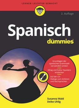 Spanisch für Dummies - Deike Uhlig  [Taschenbuch]