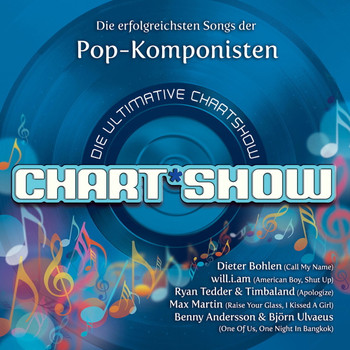 Various - Die Ultimative Chartshow-Pop-Komponisten