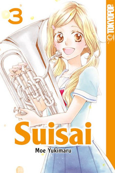 Suisai 03 - Moe Yukimaru  [Taschenbuch]