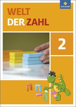 Welt der Zahl - Ausgabe 2015 für Nordrhein-Westfalen, Hessen, Rheinland-Pfalz und Saarland: Schülerband 2 - Rinkens, Hans-Dieter
