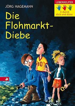 Drei durch dick und dünn, Die Flohmarkt-Diebe - Jörg Hagemann