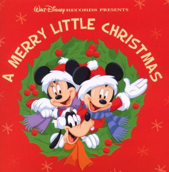 Various - Disney Merry Little Christmas
