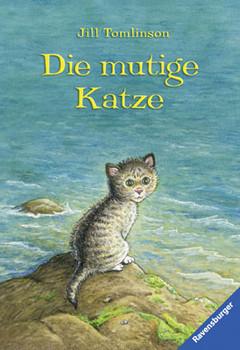 Die mutige Katze - Tomlinson, Jill