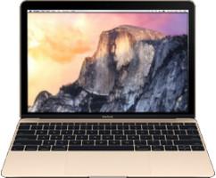 """Apple MacBook 12"""" (Retina) 1.1 GHz Intel Core M 8 Go RAM 256 Go PCIe SSD [Début 2015, clavier français, AZERTY] or"""