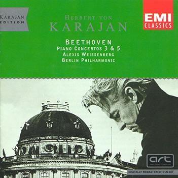 Weissenberg - Karajan-Edition (Beethoven)