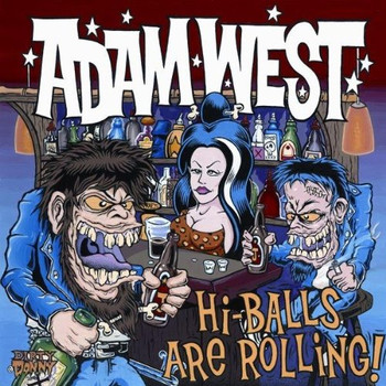 Adam West - Hi Balls Are Rolling