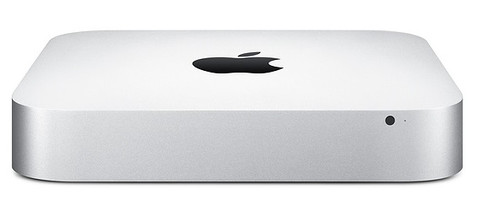Apple Mac mini CTO 2.3 GHz Intel Core i7 8 GB RAM 1 TB HDD (5400 U/Min.) [Fine 2012]