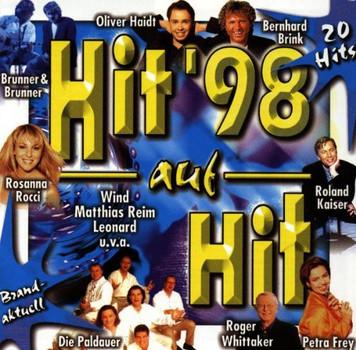 Various - Hit auf Hit '98