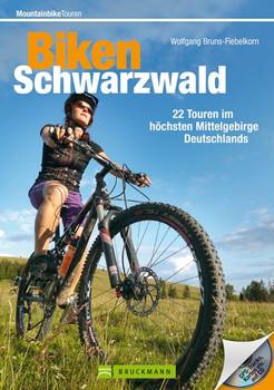 Mountainbiketouren – Biken Schwarzwald. 22 Touren im höchsten Mittelgebirge Deutschlands [Gebundene Ausgabe]