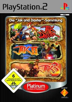 Jak Triple Pack Platinum Jak Daxter Jak 2 Renegade Jak 3