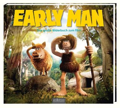 Early Man. Das große Bilderbuch zum Film [Gebundene Ausgabe]