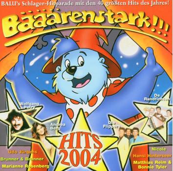 Various - Bääärenstark!!! Hits 2004