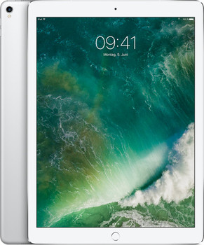 "Apple iPad Pro 12,9"" 512GB [wifi + cellular, model 2017] zilver"