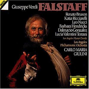 Renato Bruson - Verdi: Falstaff (Gesamtaufnahme, italienisch)