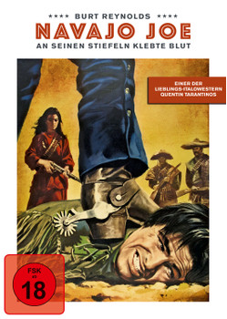 Navajo Joe - An seinen Stiefeln klebte Blut