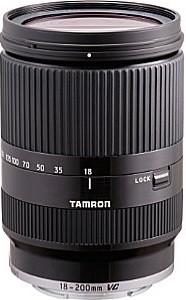 Tamron 18-200 mm F3.5-6.3 Di VC III 62 mm filter (geschikt voor Sony E-mount) zwart