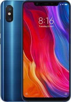 Xiaomi Mi 8 Dual SIM 128 Go bleu