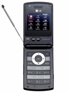LG HB620T nero
