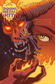Doom Metal Kit #2. Turm - Michael Liberatore  [Taschenbuch]
