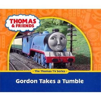 THOMAS & FRIENDS - GORDON TAKES A TUMBLE READING BOOK BY EGMONT
