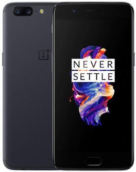 OnePlus 5 64GB gris pizarra