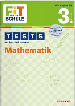 FiT für die Schule: Tests mit Lernzielkontrolle - Mathematik 3. Klasse - Peter Kohring [Broschiert]