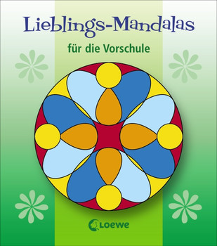 Lieblings-Mandalas für die Vorschule