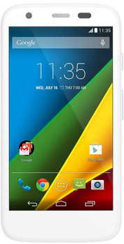Motorola Moto G 8GB [LTE Version] blanco