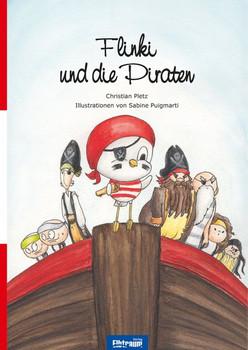 Flinki und die Piraten - Christian Pletz  [Gebundene Ausgabe]